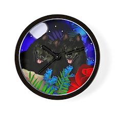 LN SCHIPP Wall Clock