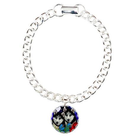 LN SH Charm Bracelet, One Charm