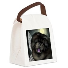 notecards bcc Canvas Lunch Bag
