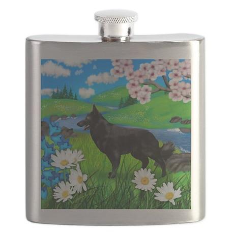 SPR BGS Flask