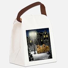 cc sc Canvas Lunch Bag