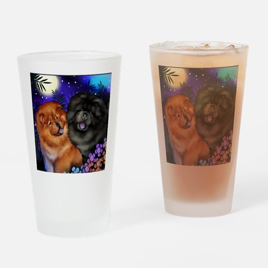 rb chow Drinking Glass