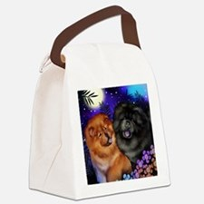 rb chow Canvas Lunch Bag