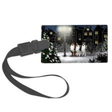 snowtown as Luggage Tag