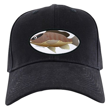 Mangrove (Gray) Snapper Black Cap