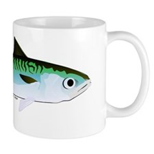 Mackerel Pacific Atlantic Frigate fish Mug