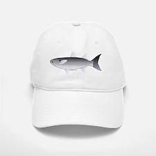 Black Mullet fish Baseball Baseball Cap