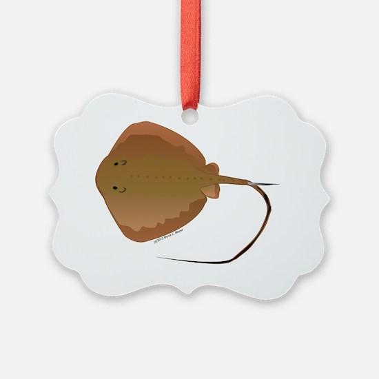 Stingray (Southern) ray Ornament