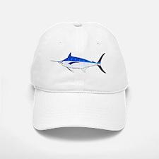 Blue Marlin fish Baseball Baseball Cap