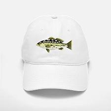 Calico Kelp Bass fish Baseball Baseball Cap