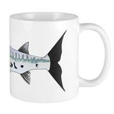 Great Barracuda L Mug