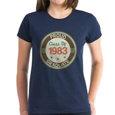 Vintage Class of 1983 Tee