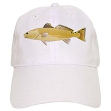 Redfish Red Drum fish Baseball Cap