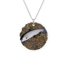 Taneycomo Rainbow Trout PS Necklace