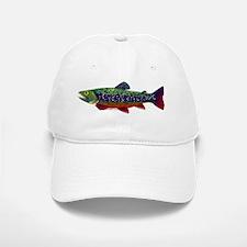 Brook Trout fish Baseball Baseball Cap