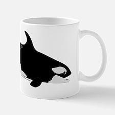 Biting Orca Killer Whale t Mug