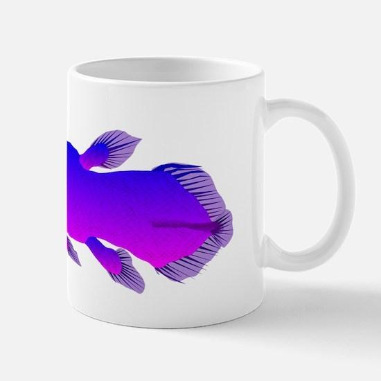 Coelacanth ancient fish t Mug