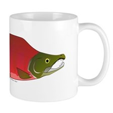 Sockeye Salmon Male c Mug