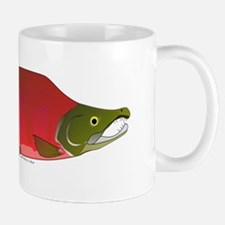 Sockeye Salmon Male c Mug