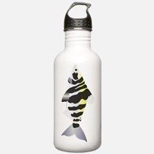 Highbacked Headstander Water Bottle