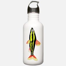 Striped Headstander fi Water Bottle