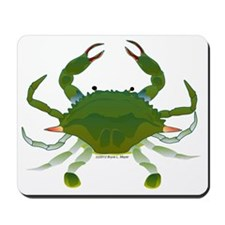 Blue Crab t Mousepad