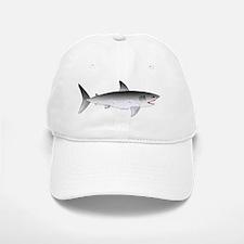 Megalodon Shark f Baseball Baseball Cap