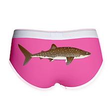 Whale Shark f Women's Boy Brief