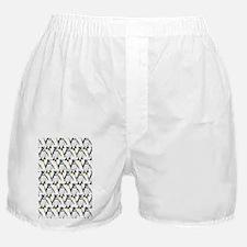 Penguin Pattern 1V Boxer Shorts