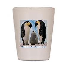 penguin_power Shot Glass