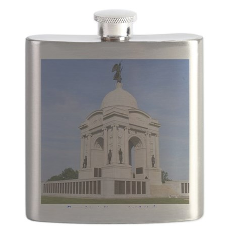 Pennsylvania_Monument Flask