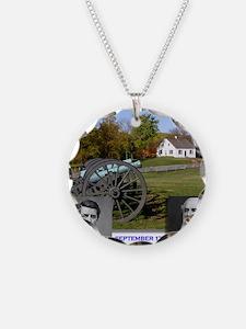 Antietam_Lee_McClellan Necklace