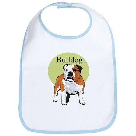 Bulldog Title Bib