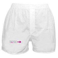 Boxer Shorts for slaves