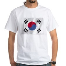 Pure Flag of Korea Shirt