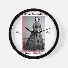 Cushman_Pauline Wall Clock