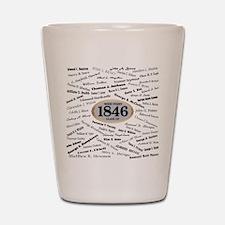 West Point - 1846 Shot Glass
