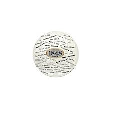 West Point - 1848 Mini Button