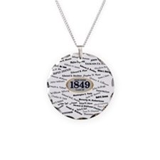 West Point - 1849 Necklace
