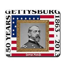 George G. Meade - Gettysburg Mousepad