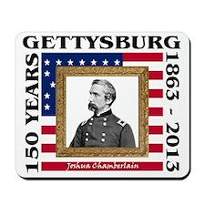 Joshua Chamberlain - Gettysburg Mousepad