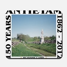 Bloody Lane - Antietam (1862-2012) Mousepad