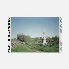 Bloody Lane - Antietam (1862-2012 Rectangle Magnet