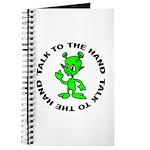 Talk To The Hand Alien Journal