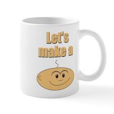 Make a baby Mug