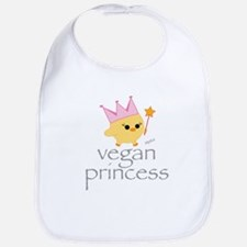 Vegan Princess Bib