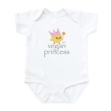 Vegan Princess Infant Bodysuit