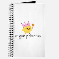 Vegan Princess Journal