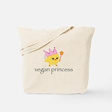 Vegan Princess Tote Bag