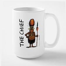 The Chief Ceramic Mugs